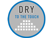 Dry-to-the-Touch Bioreactors