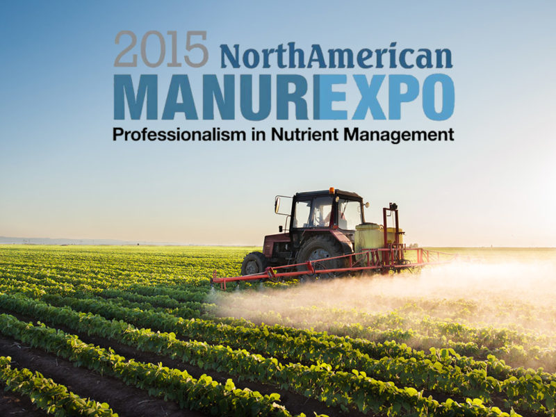 ManureMagic featured at North American Manure Expo