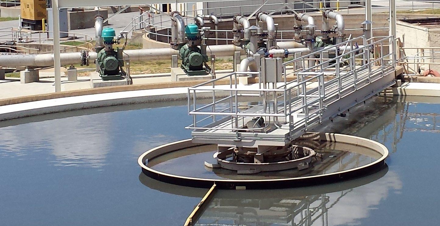 Large cost savings realized by 4-MGD MUD using Aqua Assist