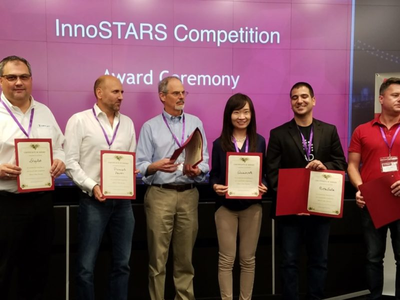 Drylet Wins 1st Place in InnoSTARS Competition Silicon Valley Division
