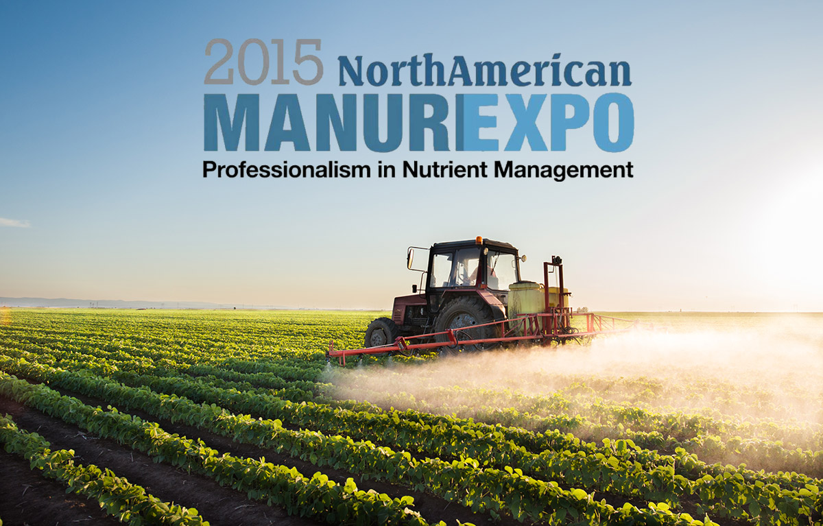 ManureMagic® featured at North American Manure Expo