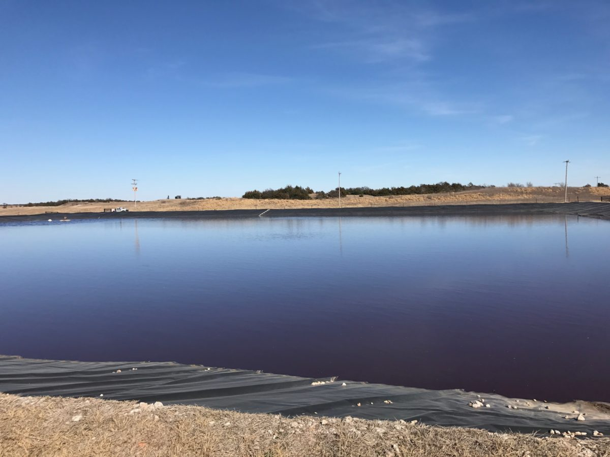 Lagoon sludge level drops 44% in 9 months with no new product application