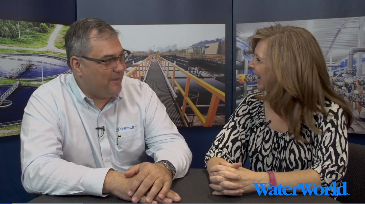 VIDEO: WaterWorld Online interviews CEO Luka Erceg