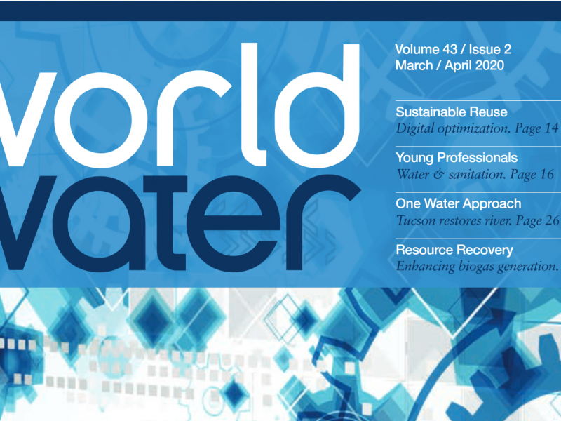 World Water: Harnessing nature enhances energy generation from waste